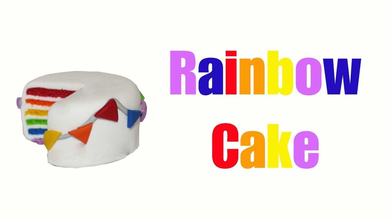 Rainbow Cake Site Cultura Com