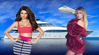 Lifestyle Of Selena Gomez vs Hailey Baldwin 2018   Who has better lifestyle ?