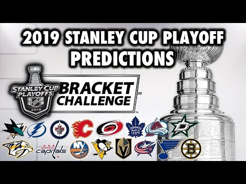 NHL playoff schedule 2019 @LiveShow Today | For Dummies