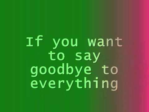Empty With You - The Used - Lyrics