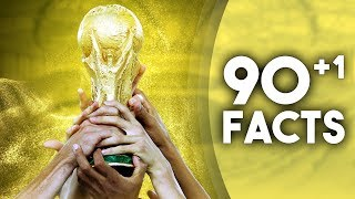 90+1 Facts About The World Cup!