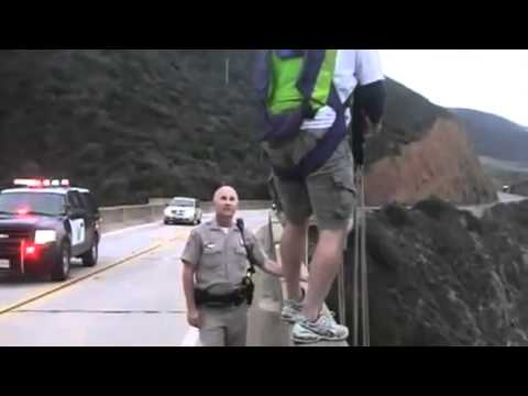 Најлудото бегство од апсење
