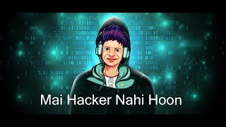 I AM NOT A HACKER WITH PROOF #PKGAMER