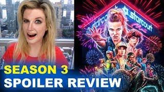 Stranger Things Season 3 SPOILER Review