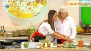 Yemek Takımı Ege Mutfağı Mücver Tarifi Canlı izle 25.11.2013