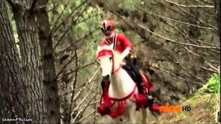 Power Rangers Samurai- Red's Racing