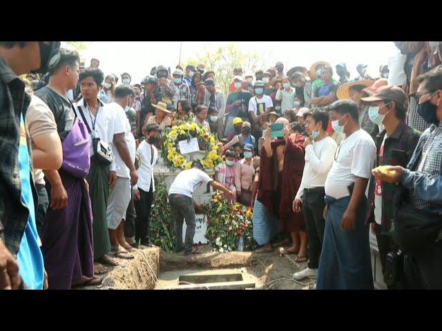 緬甸政變百日 當地團體統計近780人死亡