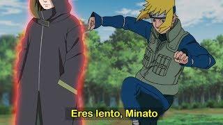 Los NINJA con los que se enfrentó MINATO para volverse CUARTO HOKAGE