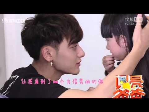 [eng-subbed]151221-Charming Daddy - Z.Tao and Beibei summary of sorts...
