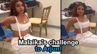 Make Your Moov Challenge: Malaika Arora accepts the challe..