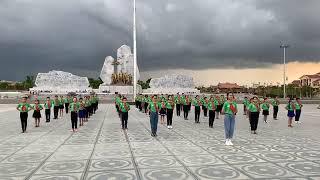 Múa thể dục nhịp điệu - Hành khúc đội thiếu niên tiền phong Hồ Chí Minh