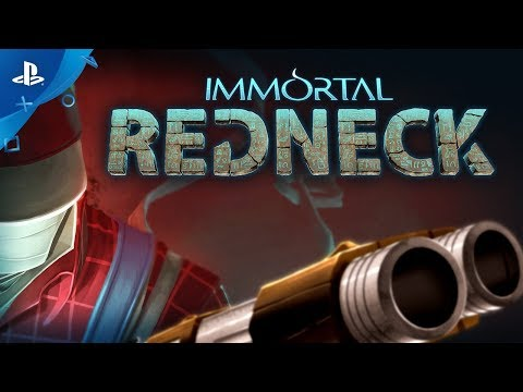 Immortal Redneck Trailer