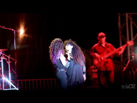 Mi Buen Corazón - Dueto - Ana Victoria y Amanda Miguel - Turlock, CA
