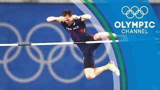 All About the Evolution of the Pole Vault | The Tech Race