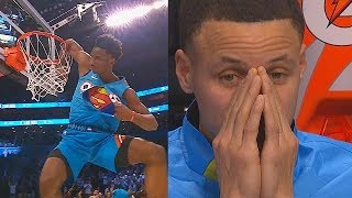 2019 NBA Slam Dunk Contest Full Game Highlights! 2019 NBA All-Star Weekend