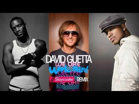 Baixar David Guetta  Play Hard (ft. Akon & Ne-Yo) [Slaycaster Remix]