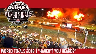 "World Finals 2018 | ""Haven't You Heard?"""