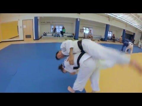 SJSU Judo Olympian Marti Malloy (preview)