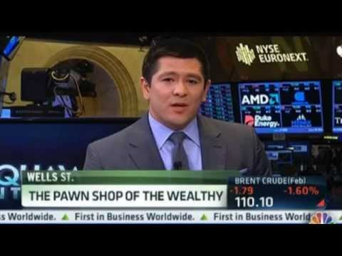 Pawn Shop of the Wealthy - Beverly Loan Company CNBC