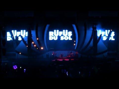 RÜFÜS DU SOL - Live Full Set At EDC Las Vegas 2017