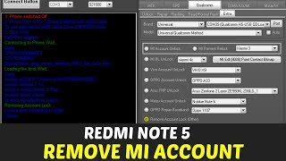 Remove Mi Account Frp Bypass Xiaomi S2 Y2 Mi Note 5 Pro With
