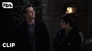 Friends: The Friends Get Locked Out of Their Car (Season 3 Clip) | TBS