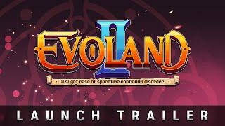 Evoland 2 Megjelenés Trailer