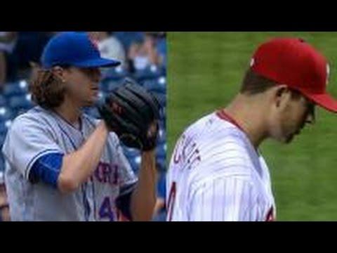 Philadelphia Phillies vs New York Mets