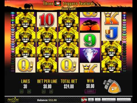 Spiele Super Lion - Video Slots Online