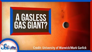 This Planet Used to Be the Core of a Gas Giant? | SciShow News