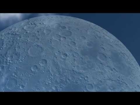 Gdyby Księżyc był bliżej Ziemi...
