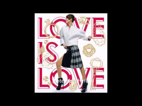 荒漠甘泉 - 郑秀文 (LOVE IS LOVE )