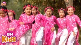 Quốc Tế Thiếu Nhi ♫ Nhạc Thiếu Nhi Vui Nhộn Cho Bé