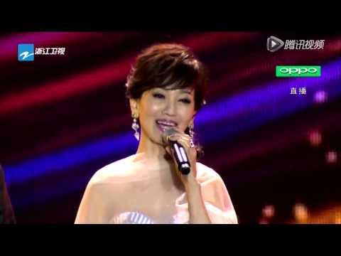 2014 12 31期 赵雅芝母子同台 优雅长裙献唱《甜蜜蜜》   高清在线观看   腾讯视频