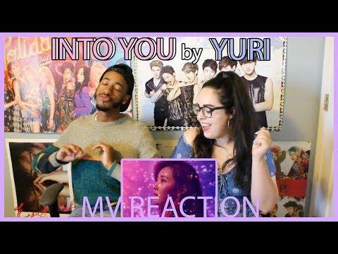 'INTO YOU' by YURI | MV REACTION + ALBUM FIRST LISTEN | KPJAW