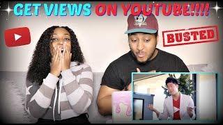 "Nigahiga ""How to get Views on YouTube!"" REACTION!!!"