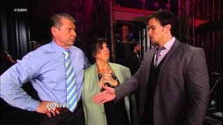 Vickie Guerrero attacks Brad Maddox: Raw, July 8, 2013