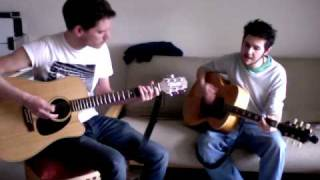 Tender - Blur (acoustic cover by 'Jonny Beat & the Bumfluff Band')