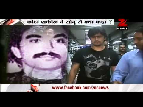 Sonu Nigam talks exclusively to Zee Media about threats from Chhota Shakeel