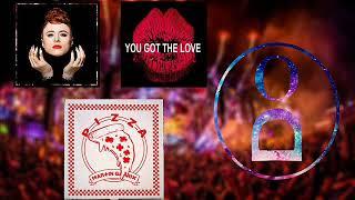 Martin Garrix vs Kiesza - Pizza Vs Hideaway Vs You got the love (Danned Ortega mashup)