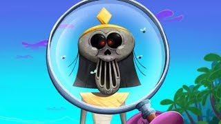 (NEW) Zig & Sharko 💀 The Curse 💀(S02E72) Full Episode in HD