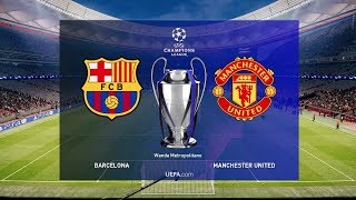 UEFA Champions League Final 2019 - Manchester United vs Barcelona
