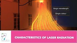 CHARACTERISTICS OF LASER RADIATION - 2