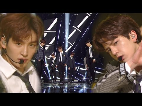 《POWERFUL》 THE BOYZ(더보이즈) - Boy(소년) @인기가요 Inkigayo 20180107