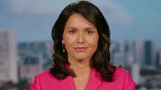 Stunned Fox Host Changes Subject When Tulsi Hits Trump From The Left