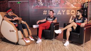 Virat Kohli and AB de Villiers interview | RCB Insider with Mr Nags