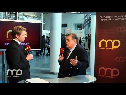 BUSINESS TODAY: Helmut Thoma über Volks-TV und die Medienwelt