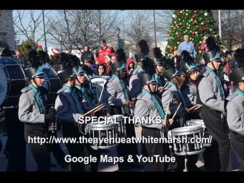 Pictures of Annual Christmas Holiday Parade,White Marsh, MD, US