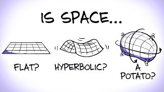 What Is The Shape of Space? (ft. PhD Comics)