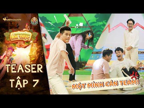 Thiên đường ẩm thực 6 | Teaser #7: Chán làm đạo diễn, Khương Dừa bẻ lái khét lẹt lấn sân vào showbiz